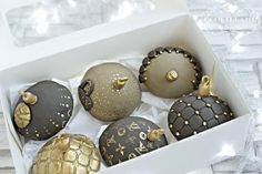 Louis Vuitton Christmas ornaments