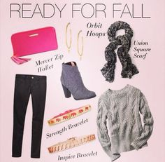 Fall fashion and Stella & Dot- the perfect combination! stelladot.com/danabinkley