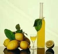 Learn how to make Italian Limoncello at home with a few simple ingredients: vodka, lemons, sugar, and water. Serve limoncello as an aperitif or an after dinner drink. Making Limoncello, Homemade Limoncello, Octopus Salad, Pickle Vodka, After Dinner Drinks, Italian Christmas, Christmas Eve, Seafood Salad, Orange Salad