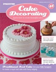 Cake Decorating Magazine subscribe at www.mycakedecorating.com.au #cakedecorating #cake