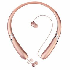 Buy HX 965 WIRELESS BLUETOOTH HEADSET WITH MUSIC CONTROL - ROSE GOLD for R599.99 Hifi Stereo, Bluetooth Headphones, Noise Cancelling, Headset, Rose Gold, Music, Stuff To Buy, Accessories, Wish List