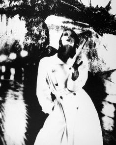 Lillian Bassman #photography 1940s - 1960s-- Lovin' the high contrast.