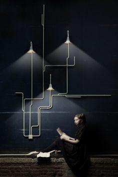 décoration, design, éclairage, luminaire, ontwerpduo