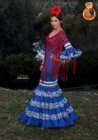 Flamenca Costume. Azucar