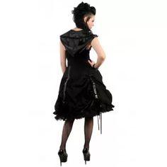 Erebus Dress - Robe longue steampunk - Spin Doctor