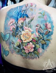 A lot of people love flowers, but did you know that they make for the best tattoos? Check out these 88 flower tattoos: the very best flower tattoo pics. Tattoo Henna, Samoan Tattoo, Tattoo Oil, Flower Tattoo Designs, Tattoo Designs Men, Great Tattoos, Body Art Tattoos, Tatoos, Bird Tattoos