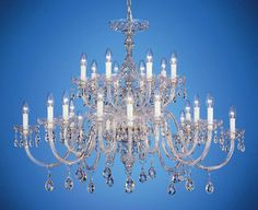Crystal Lead pendants and blown glass. Collection - traditional - chandeliers - other metro - Topdomus by Elettromarket illuminazione Glass Collection, Beautiful Lights, Traditional Chandeliers, Chandelier Lighting, Swarovski Crystals, Projects To Try, Pendants, Ceiling Lights, Blown Glass