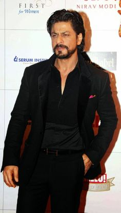 ShahRukh Khan.. my good love of god! <3