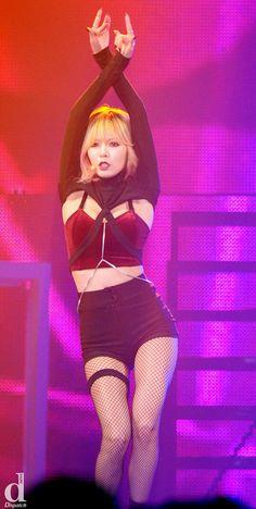 4Minute Hyuna 포미닛 현아
