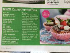 Rarbarbermuffins