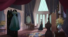 Snowy, Nordic fairy tale Frozen could have been wildly different from what we saw in theaters. Check out the whole other movie Disney almost made, in this astounding collection of concept art.