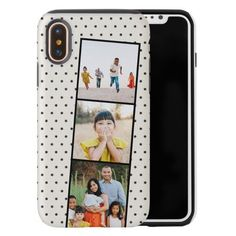 iPhone Cases: Filmstrip Fun, Silicone liner case, Glossy, Iphone X