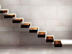 Glazed stoneware flooring with stone effect XTREME   Flooring - Ceramica Cercom