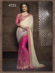 New Arrival Vibrant Off white and Pink Designer Wholesale Saree Supplier Online Shopping #SareeCatalog #SareeSeller #SareeReseller #WholesaleSaree #SareeWholesaler #SareeManufacturer #Pink #WhiteSaree