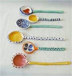 Ceramic Spoons click the image or link for more info. Ceramic Spoons click the image or link for more info. Ceramic Spoons, Ceramic Clay, Ceramics Projects, Clay Projects, Pottery Bowls, Ceramic Pottery, Thrown Pottery, Slab Pottery, Pottery Wheel