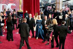 """<p>Meryl Streep's Academy Awards look stirred drama before she even hit the red carpet. And then, when she revealed her final ensemble, <a rel=""""nofollow"""" href=""""https://www.yahoo.com/style/meryl-streeps-elie-saab-at-the-oscars-was-worth-that-chanel-controversy-022502995.html"""">it was well worth all the controversy</a>. The jumpsuit featured an off-the-shoulder silhouette and a train over tailored pants.<em>(Photo: Getty Images)</em> </p>"""