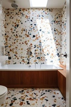Everything Old is New Again: Terrazzo Flooring is Making a Comeback. Good to hear :) terrazzco.com