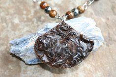 Tiger Totem Necklace