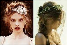 Hair idea with accessory