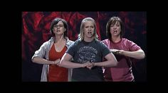 """Mommy Rhapsody"" by Church on the Move. If you're a mom, or know one, and/or if you're a fan of Queen, you must watch this video! Happy Mothers Day Sister, Love My Sister, Mom Song, Singing Funny, Queen, Laugh Out Loud, The Funny, Make Me Smile, Humor"