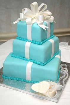 Tiffany cake. I love this!!