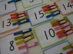 Lots of ways to make numbers