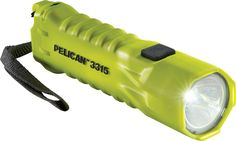 Pelican 3315C Flashlight (Yellow)