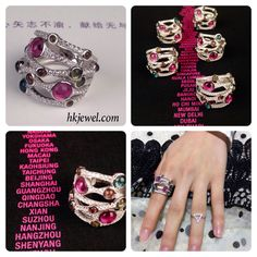 The new arriving ring,contact for sales@hkjewel.com