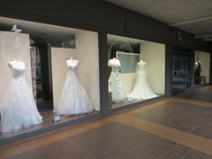 Wedding gown selection in the French Alps