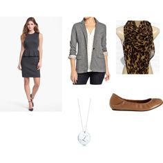 """""""Business Casual"""" by cara-weidinger on Polyvore"""