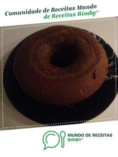 Bolo Rápido de Chocolate de Lallune. Receita Bimby<sup>®</sup> na categoria Bolos e Biscoitos do www.mundodereceitasbimby.com.pt, A Comunidade de Receitas Bimby<sup>®</sup>.