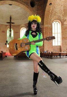 Nina Hagen Nina Hagen, New Wave, Born Again Christian, Heavy Rock, Cigar Box Guitar, Cool Countries, Recording Studio, Atheist, Record Producer