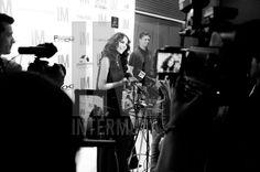 Ximena Navarrete, rueda de prensa IM - ph: Guillermina Fernandez