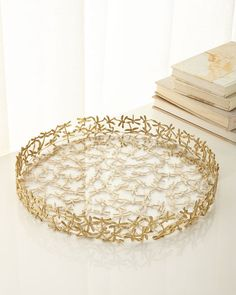 Shop Dragonfly Round Tray at Horchow, where you'll find new lower shipping on hundreds of home furnishings and gifts. Perfume Tray, Marble Tray, Ottoman Tray, Round Tray, Tray Decor, Elegant Homes, Home Accents, Decorating Your Home, Accent Decor