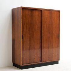 Alfred Hendrickx; #nr 430 Wardrobe for Belform, 1960s.
