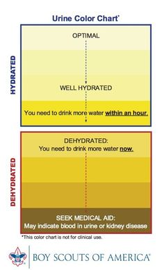 haha, who knew! (...I'm going to drink so water right now just in case!)