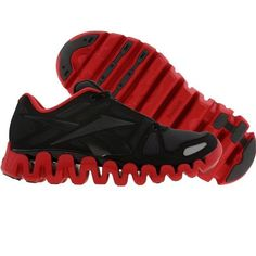 Reebok Zig Pulse Red 8.5  fashion  clothing  shoes  accessories  mensshoes   0d8dabccd