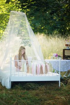Story & Style: Ein Bett im Kornfeld