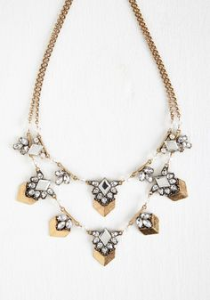Fancy Fantasy Necklace | Mod Retro Vintage Necklaces | ModCloth.com