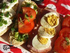 kanapki zdrowe i kolorowe