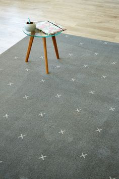 Small Cross Dark Grey: Locally designed and produced in KwaZulu Natal, this range of Airloom rugs is cl. Dark Grey Carpet, Dark Grey Rug, Blue Carpet, Plastic Carpet Runner, Red Rugs, Floor Decor, Rugs On Carpet, Carpets, Floor Rugs