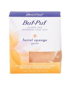 nice 2 Pack Buf-Puf Gentle Facial Sponge 1 Each - For Sale View more at http://shipperscentral.com/wp/product/2-pack-buf-puf-gentle-facial-sponge-1-each-for-sale/