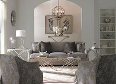 Havertys Furniture - Transitional - Living Room - Other Metro - Havertys Furniture