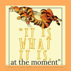 """at the moment"""" MS Changes — with MSmam Lynne. Multiple Sclerosis Quotes, Multiple Sclerosis Awareness, Chronic Fatigue, Chronic Illness, Invisible Illness, Eeyore, Tigger, In This Moment, Humor"""
