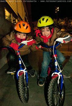 Bicicleteando Fotografía: María José Reyes
