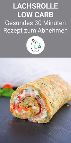 Low carb salmon roll without spinach - dreamy recipe for weight loss .-Low Carb Lachsrolle ohne Spinat – Traumhaftes Rezept zum Abnehmen, Low carb salmon roll without spinach – fantastic recipe for losing weight, weight slimming recipes roll - Healthy Chicken Recipes, Salmon Recipes, Crockpot Recipes, Diet Recipes, Soap Recipes, Dessert Recipes, Law Carb, Dream Recipe, Salmon Roll