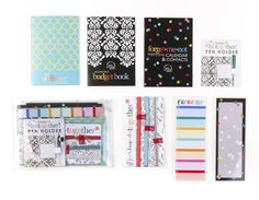 happy new you bundle #ecaccessories #planneraccessories #planner #erincondren