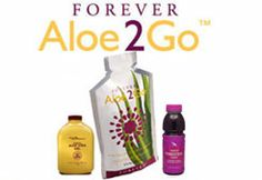 • Aloe2Go All the benefits of Aloe Vera Gel and Forever Pomesteen Power