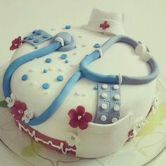 Nuse cake, sykepleier kake
