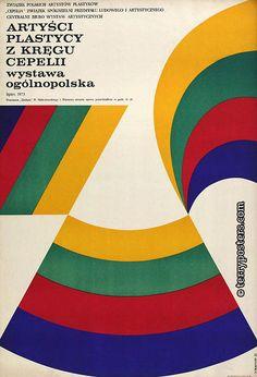 Jerzy  Treutler, 1973 - polish poster